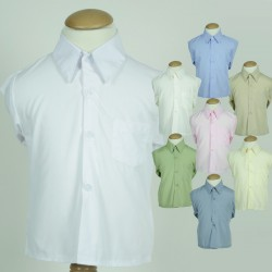 Colour Cotton Dress Shirt