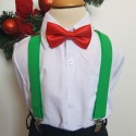 Suspender and Bowtie Promotion