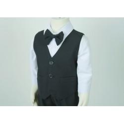 TT9 Classic Plain Vest Suit