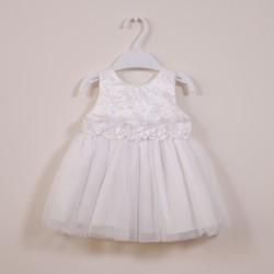 Floral Tulle Flowergirl Party Dress