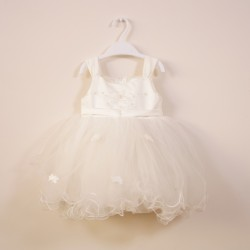 BU253 Flowergirl Ivory Dress