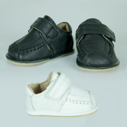 B191 Boys Leather Shoes