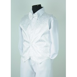 TT40H White Dragon Vest Suit