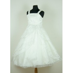 BU322 Organza Formal Dress