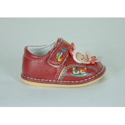 B331 Baby Faux Leather Shoes
