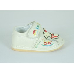 B332 Baby Faux Leather Shoe