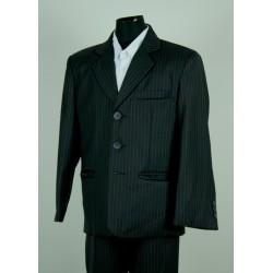 TT73 Pinstripe Jacket Suit