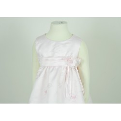 Girls Flowergirl Dress with bolero